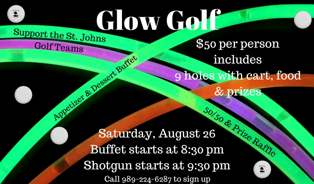Glow Golf RIGHT