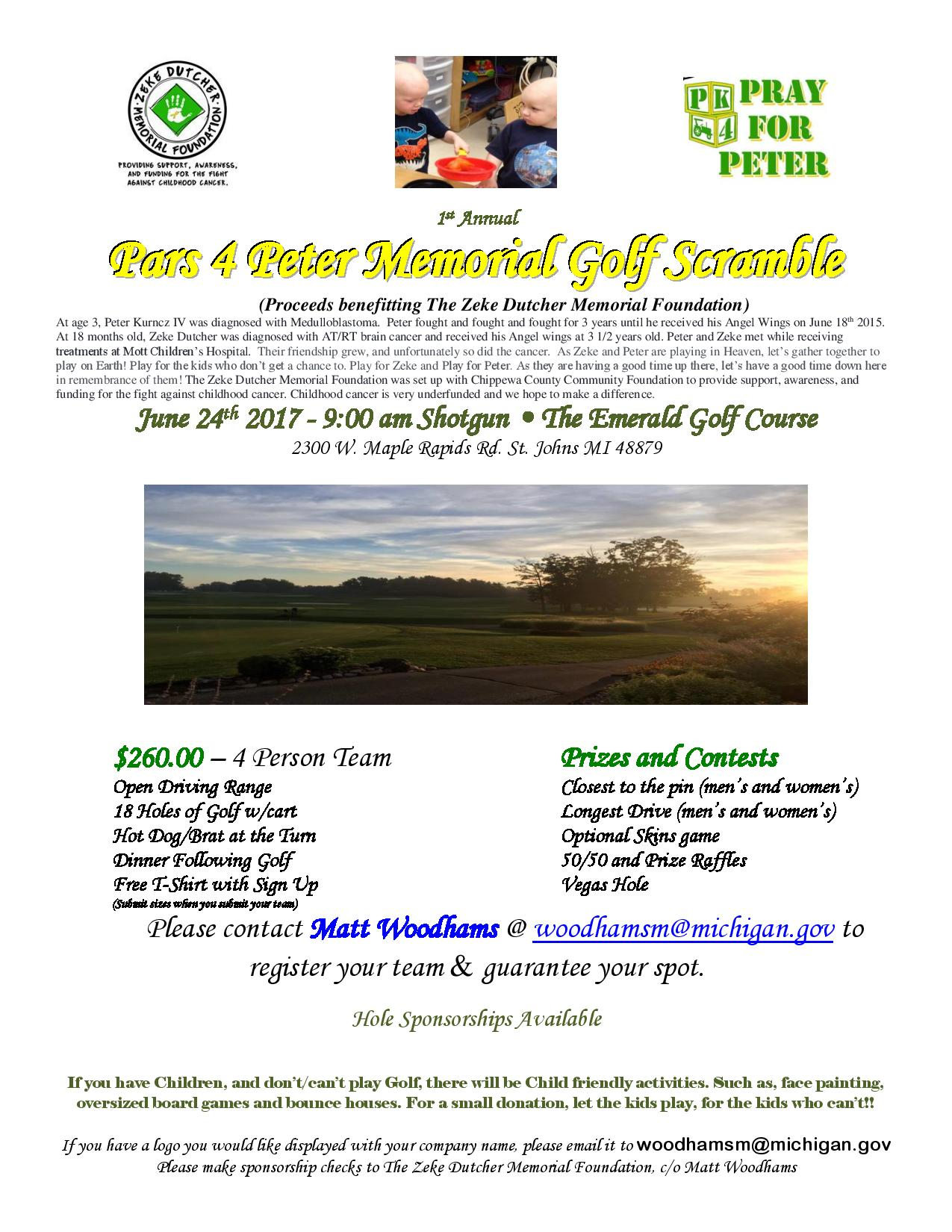 Golf Flyer page 001